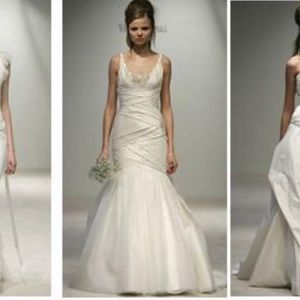 Vera Wang Couture gown